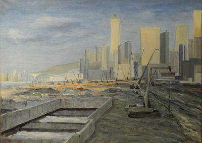 Hongkong bouw metro